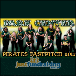 park center pirates fast pitch female team