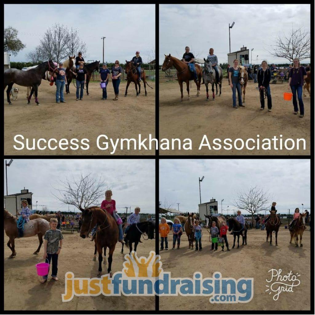 success gymkhana association riding horses