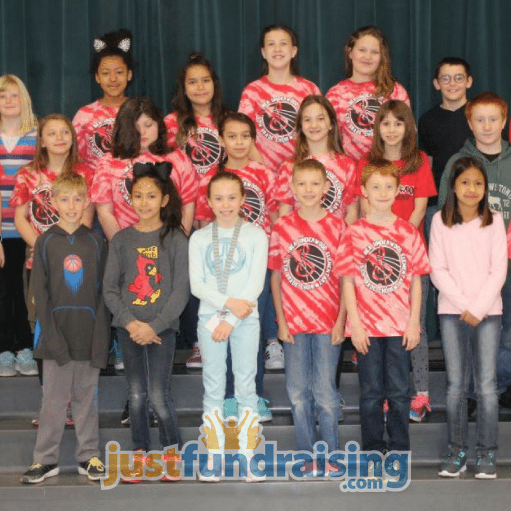 bue 5th grade choir group picture