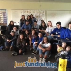 la habra fundraising team