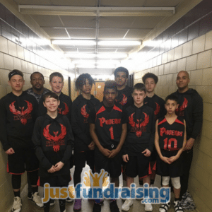phoenix club basketball team