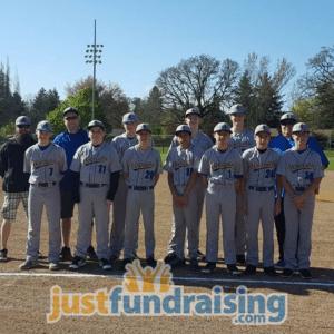 aloha jbo baseball team in the field