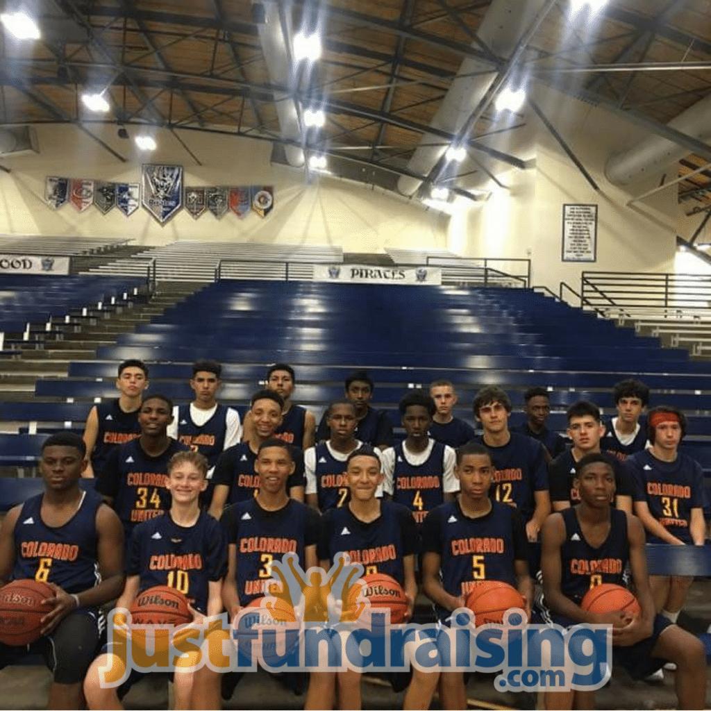 colorado uniter basketball club team