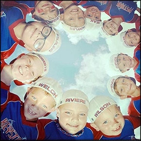 Youth baseball fundraising program