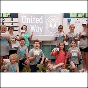 Wright Elementary School fundraising group