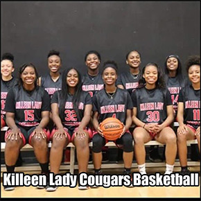 Killeen Lady Cougars basketball