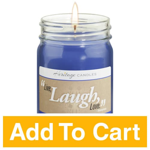 Online candle fundraiser
