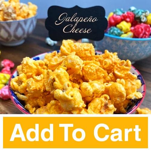 Online popcorn fundraiser