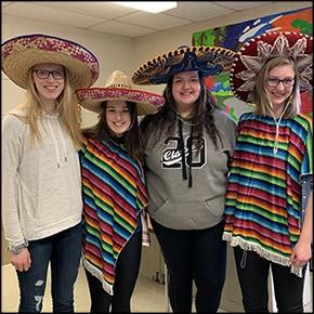 Paynesville high school class fundraiser