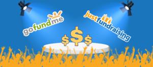 Maximize profits with gofundme and justfundraising