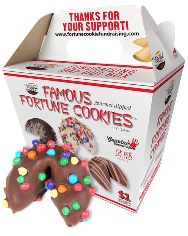 Fortune cookie case
