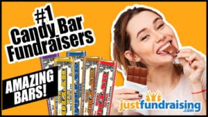 Candy bar fundraiser program
