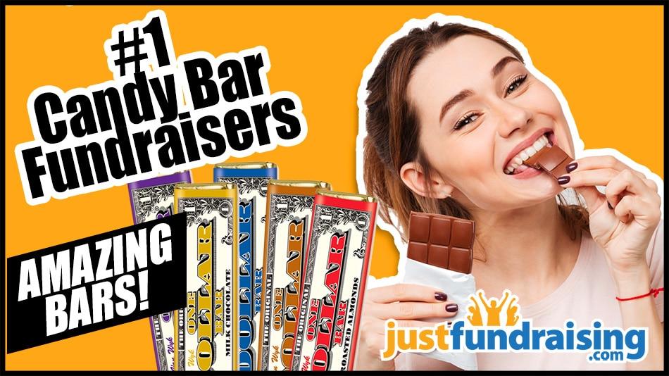 Candy bar fundraiser program
