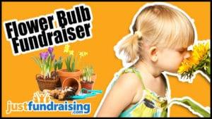 Spring flower bulb fundraiser