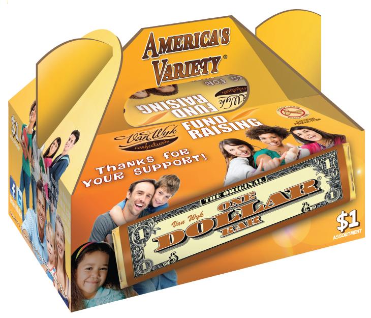 1 America's Variety