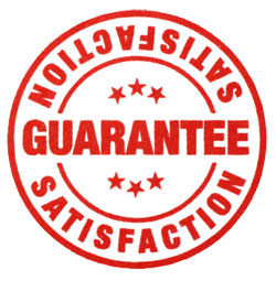 Our Fundraiser Guarantee Stamp