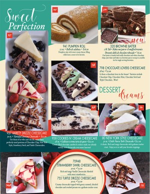 Cheesecake Fundraiser - Sweet Perfection
