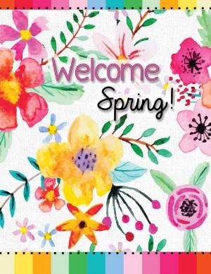 Welcome Spring Shopper Fundraiser