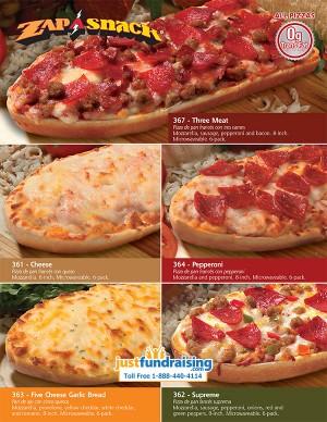 Zap-a-Snack Pizza Fundraiser