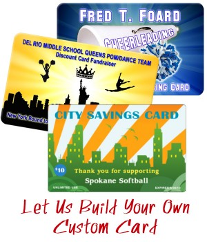 Local City Savings Card