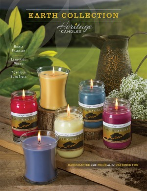 Earth Candle Fundraiser