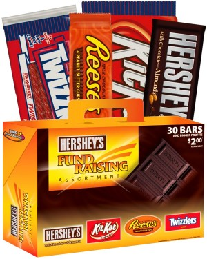 $2 Hershey Fundraising Assortment