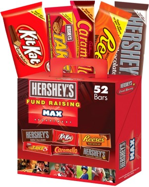 $1.50 Hershey's Max Assortment