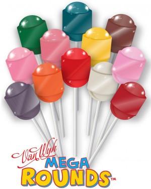 Mega Rounds Pops