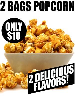Popcorn Sample