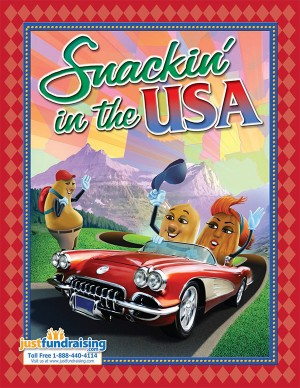 Snackin in the USA