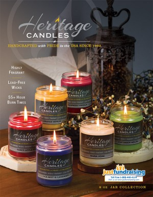 $10 Candle Fundraiser