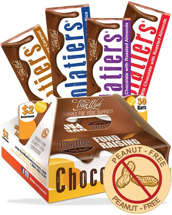 $2 Chocolatiers Community Pack