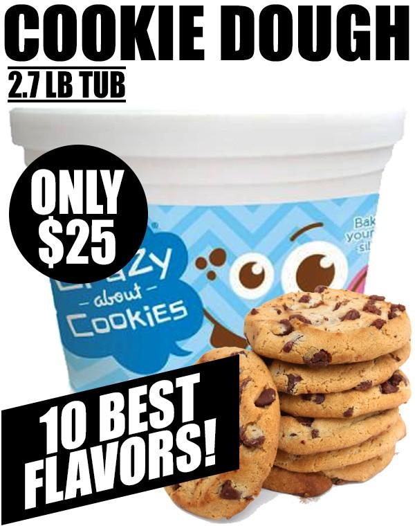 Cookie Dough Sampler