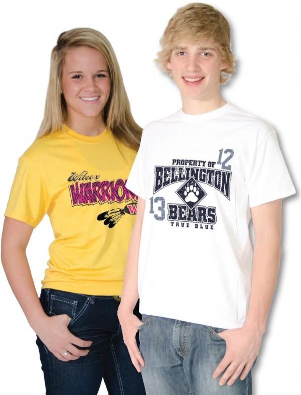 b0579e21e Start a T-Shirt Fundraiser - Up to 70% Profit - High Quality T-Shirts!