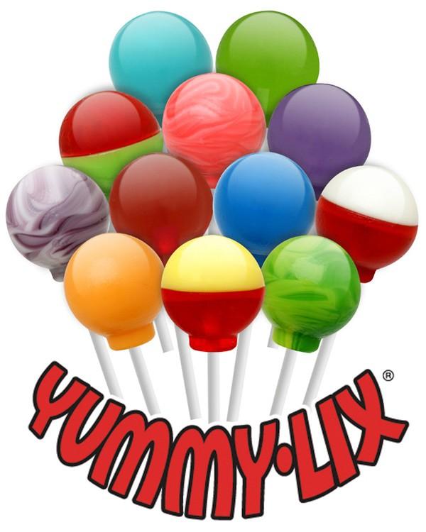 Yummy Lix Gourmet Loll...