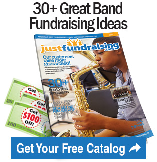 Band Fundraising Product Catalog