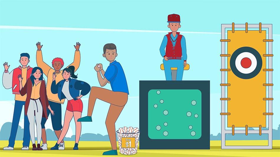 DIY sports fundraising ideas