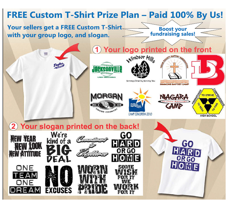 Free T-Shirt Offer