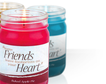 Quote Candles Fundraising